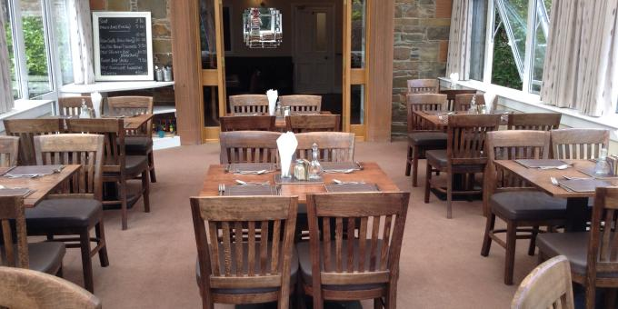 We at the Arden House offer a large and varied menu catering for all requirements which we can serve in the Lounge Bar or Conservatory with views over the beautiful gardens and the River Dee.